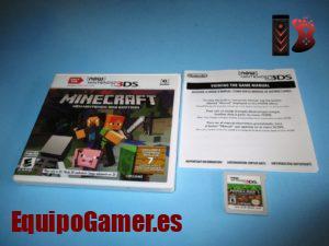 Los 10 Minecraft para 3DS preferidos por su calidad y precio