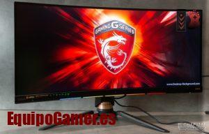 Recopilación de monitores gaming MSI OSD a precio insuperable