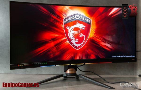 monitores gaming MSI OSD
