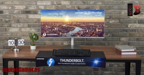 monitores curved