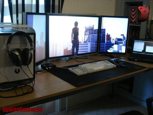 monitores verticales