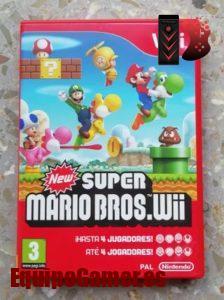 Top 5 New Super Mario Bros Wii Pal más demandados del 2020