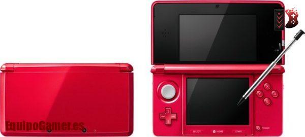 Nintendo 3DS de colores