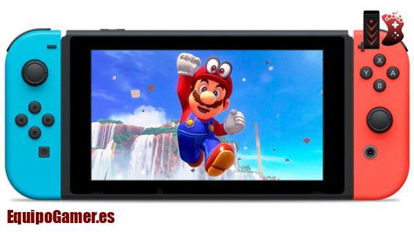 Nintendo Switch de Alcampo