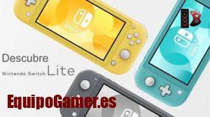 Nuestro Top 5 de Nintendo Switch Lite de Game para los más exigentes