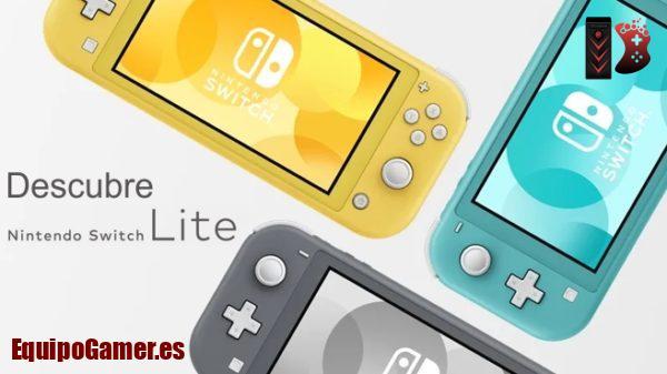 Nintendo Switch Lite de Game