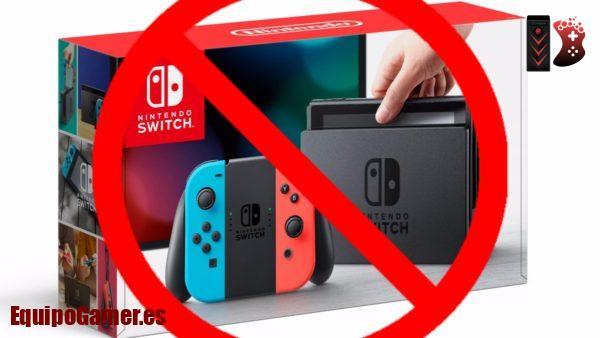 Nintendo Switch de Toysrus