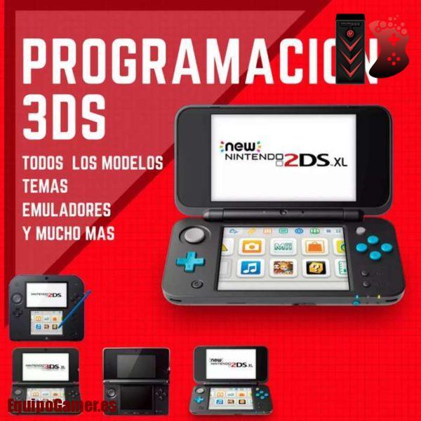 consolas 3DS modelo viejo