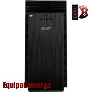 El Top 7 en ordenadores de sobremesa Acer con la mejor relación calidad precio