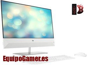 Catálogo de ordenadores de sobremesa HP Pavilion con promoción
