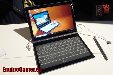 laptop Yoga