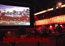 Gama de pantallas de cine con buena relación calidad calidad