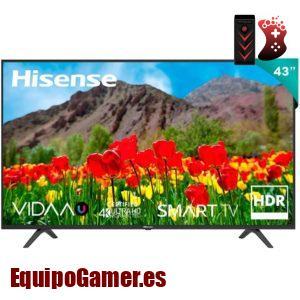 Top 7 televisores Hisense para jugar con excelentes valoraciones