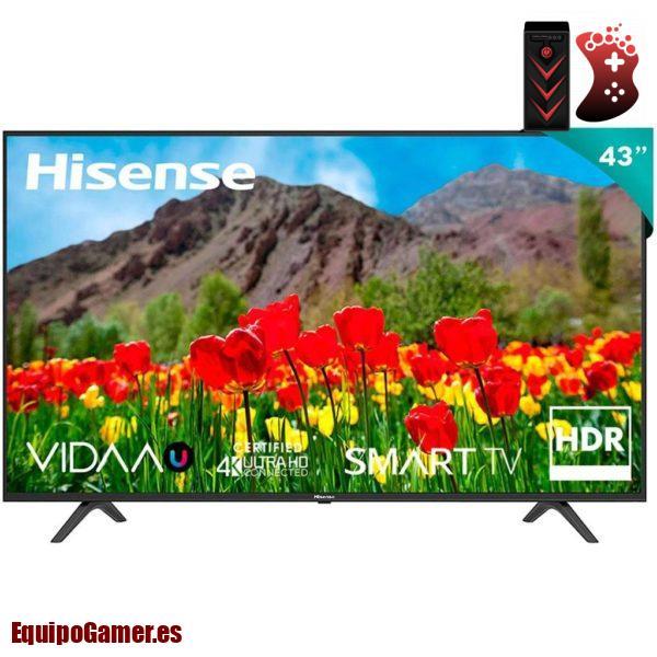 televisores Hisense para jugar