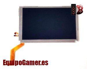 Recopilación de pantallas de repuesto para Nintendo 3DS XL que te van a encantar!