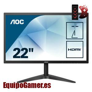 Las 10 pantallas de ordenador de Carrefour preferidas por su calidad y precio