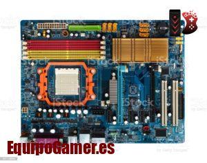 Catálogo de las placas bases con AGP con mejor calidad precio