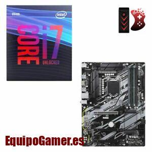 placa base para i7 9700k
