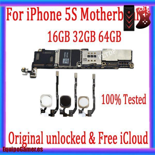 placas base para Iphone 5S libres