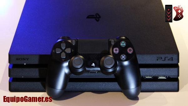Playstation 4 Pro de El Corte Inglés