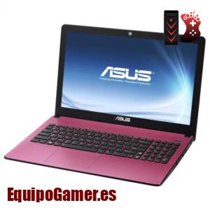 Selección de ofertas para portátiles rosas Asus