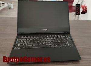 Gama de laptop Gaming Lenovo con las mejores prestaciones
