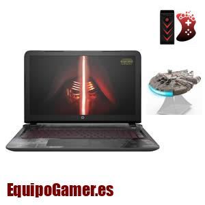 portátiles HP de Star Wars