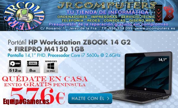 portátiles i7 con 8 GB RAM y gráfica de 2GB