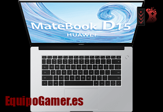 portátiles Huawei Matebook D