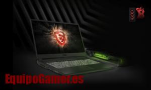 Catálogo de los portátiles gamer MSI GL75 al mejor precio