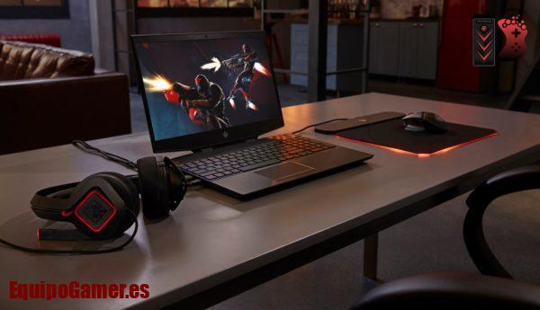 portátiles Gaming HP Omen 15-AX001NS