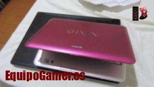 Recopilación de portátiles Sony con buenas reseñas