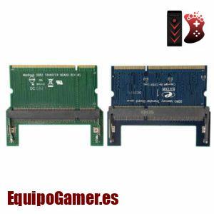 Catálogo de memorias RAM DDR2 para portátil con promoción