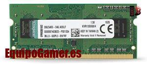 Recopilación de las memorias RAM DDR3 de 4GB para portátil con más ventajas