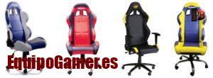 Nuestro Top 10 de sillas Baquet imprescindibles