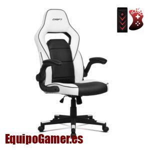 Catálogo con las mejores sillas Gaming blancas