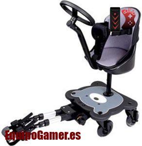 Selección de sillas con volante para PS4 al mejor precio posible