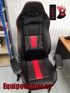 Catálogo con las sillas Corsair al mejor precio