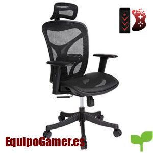 Nuestro catálogo con las mejores sillas para escritorio de Eroski