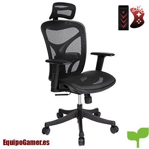sillas para escritorio de Eroski