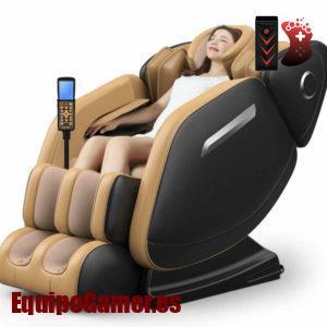 Catálogo de las mejores sillas de masaje del año