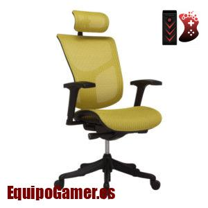 La mejor selección de sillas de oficina de Carrefour de la temporada