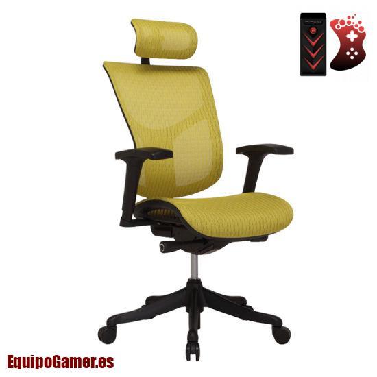 sillas de oficina de Carrefour