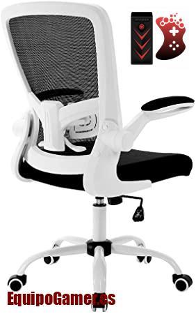 sillas para oficina de Conforama