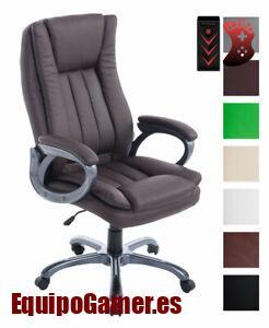 Top 7 sillas de oficina XXL con excelentes valoraciones