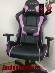 Recopilación de sillas DXRacer en liquidación