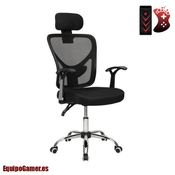 sillas ergonómicas para ordenador