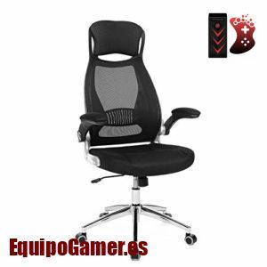 Selección de las sillas ergonómicas para el estudio mejor valoradas de la actualidad