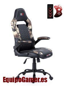 Catálogo de sillas Gamer en Amazon imprescindibles