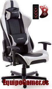 Recopilación de las sillas Gamer baratas con más ventajas